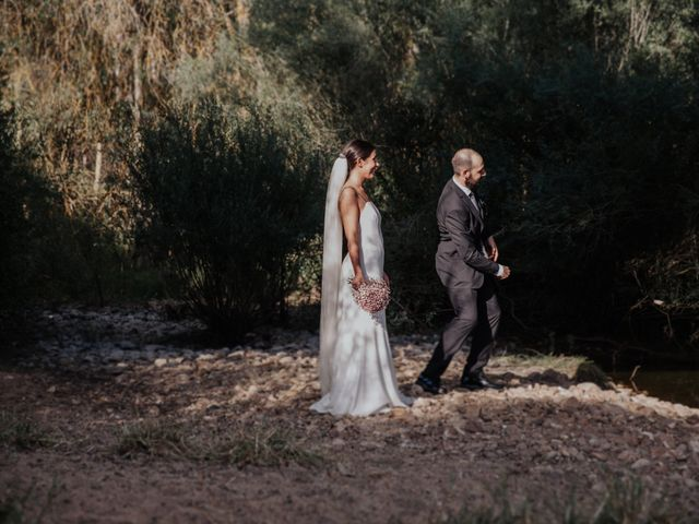 La boda de Fer y Gemma en Sotos De Sepulveda, Segovia 63