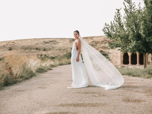 La boda de Fer y Gemma en Sotos De Sepulveda, Segovia 69