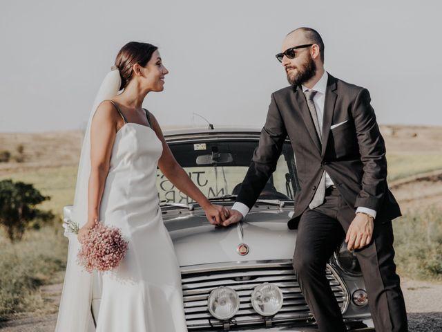 La boda de Fer y Gemma en Sotos De Sepulveda, Segovia 70
