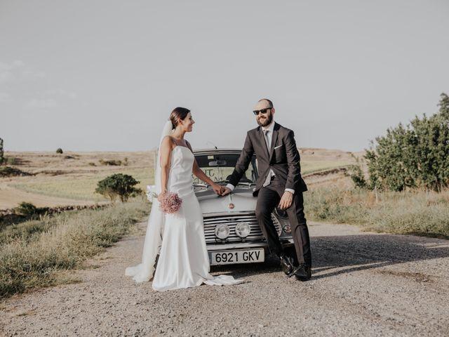 La boda de Fer y Gemma en Sotos De Sepulveda, Segovia 71