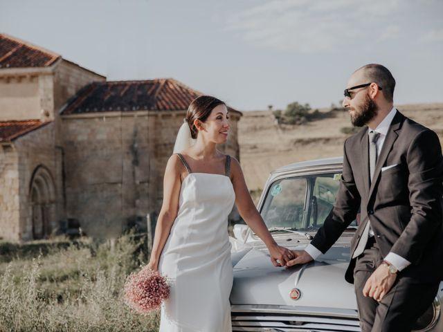 La boda de Fer y Gemma en Sotos De Sepulveda, Segovia 72