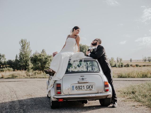 La boda de Fer y Gemma en Sotos De Sepulveda, Segovia 74