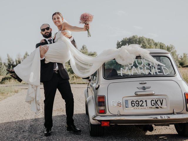La boda de Fer y Gemma en Sotos De Sepulveda, Segovia 76