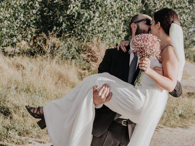 La boda de Fer y Gemma en Sotos De Sepulveda, Segovia 79