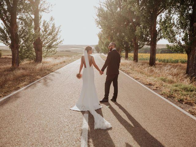 La boda de Fer y Gemma en Sotos De Sepulveda, Segovia 86