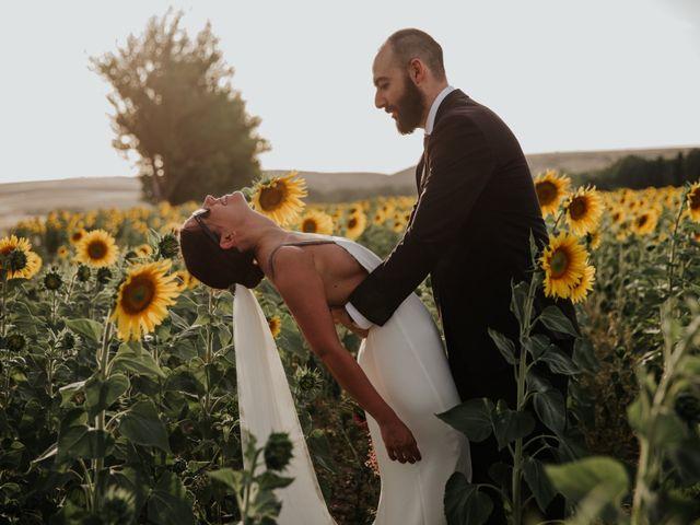 La boda de Fer y Gemma en Sotos De Sepulveda, Segovia 90