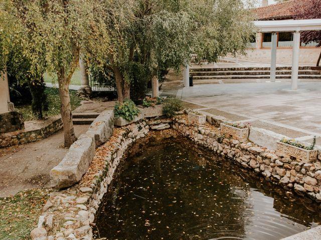 La boda de Fer y Gemma en Sotos De Sepulveda, Segovia 94