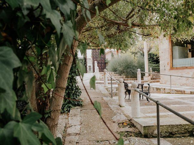 La boda de Fer y Gemma en Sotos De Sepulveda, Segovia 101
