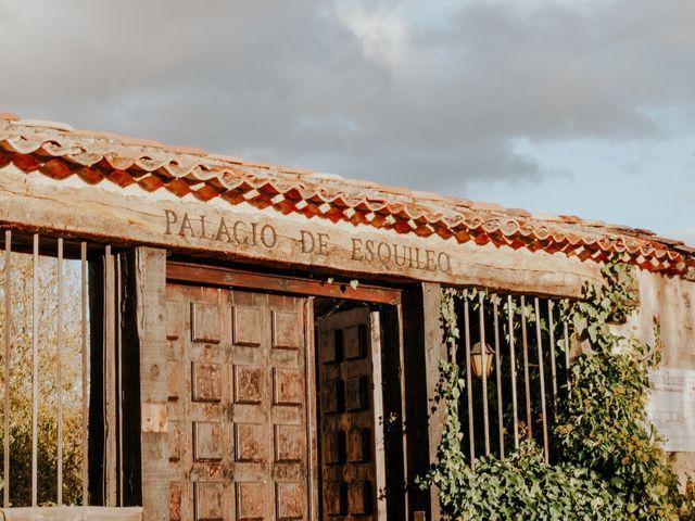 La boda de Fer y Gemma en Sotos De Sepulveda, Segovia 107