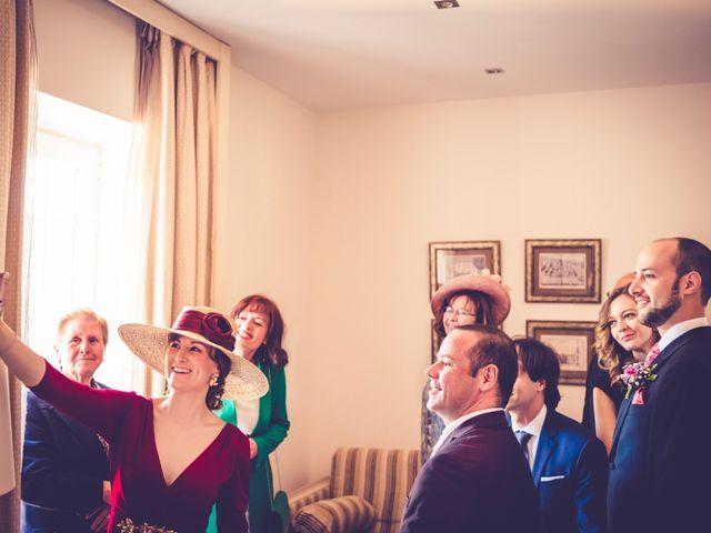 La boda de Jose y Maria en Collado Villalba, Madrid 15
