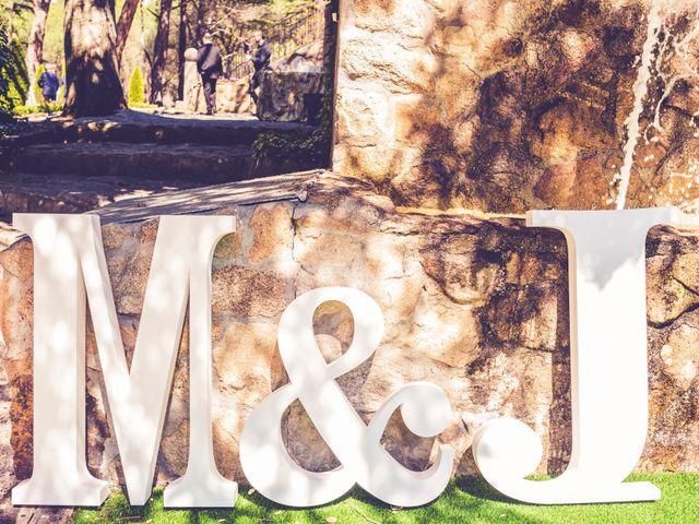 La boda de Jose y Maria en Collado Villalba, Madrid 49
