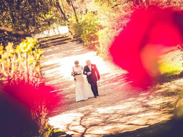 La boda de Jose y Maria en Collado Villalba, Madrid 58
