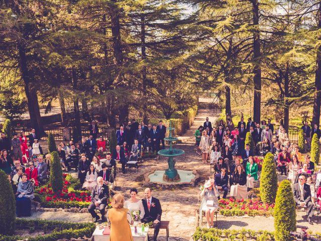 La boda de Jose y Maria en Collado Villalba, Madrid 60