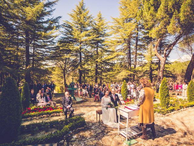 La boda de Jose y Maria en Collado Villalba, Madrid 63