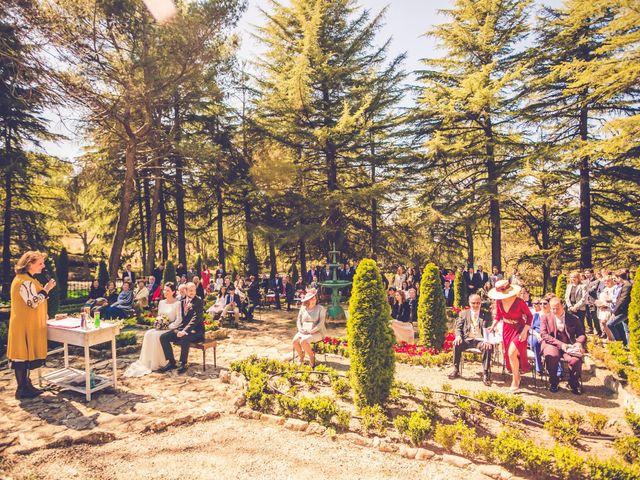 La boda de Jose y Maria en Collado Villalba, Madrid 64