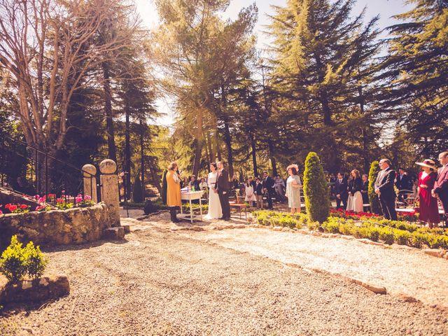 La boda de Jose y Maria en Collado Villalba, Madrid 69
