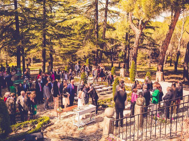 La boda de Jose y Maria en Collado Villalba, Madrid 73