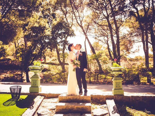 La boda de Jose y Maria en Collado Villalba, Madrid 78