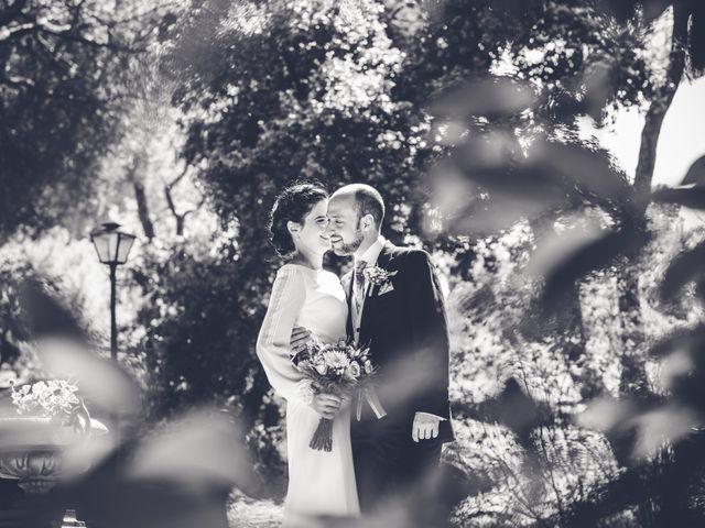La boda de Jose y Maria en Collado Villalba, Madrid 1
