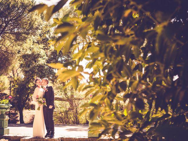 La boda de Jose y Maria en Collado Villalba, Madrid 80