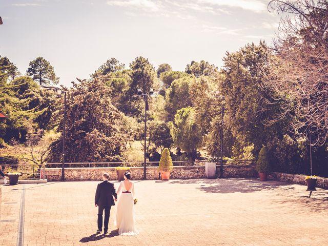 La boda de Jose y Maria en Collado Villalba, Madrid 94