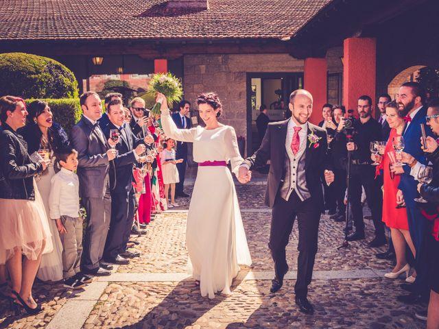 La boda de Jose y Maria en Collado Villalba, Madrid 97