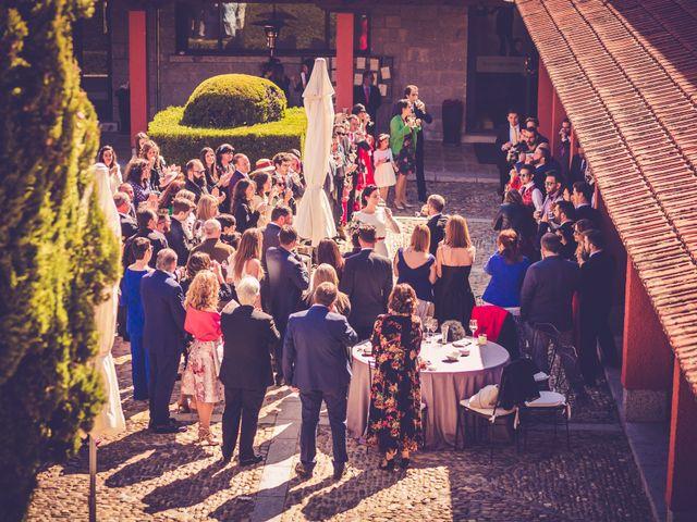 La boda de Jose y Maria en Collado Villalba, Madrid 99