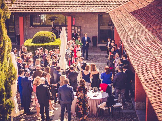 La boda de Jose y Maria en Collado Villalba, Madrid 100