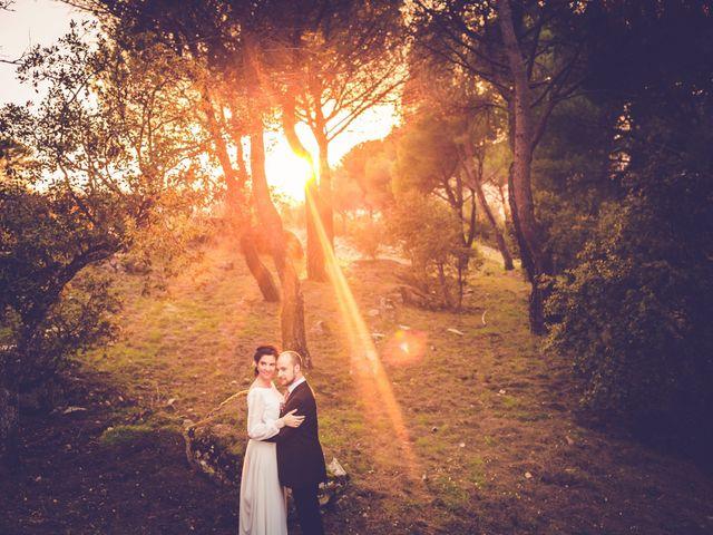 La boda de Jose y Maria en Collado Villalba, Madrid 122