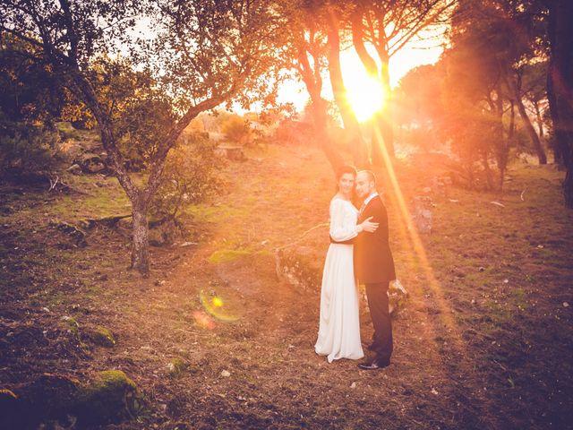 La boda de Jose y Maria en Collado Villalba, Madrid 123