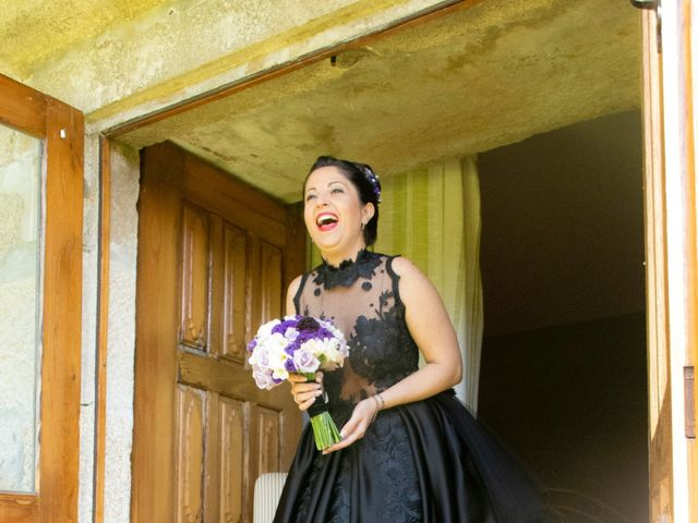 La boda de Gorka y Eva en Nigran, Pontevedra 4