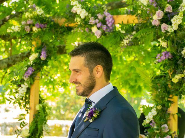 La boda de Gorka y Eva en Nigran, Pontevedra 7