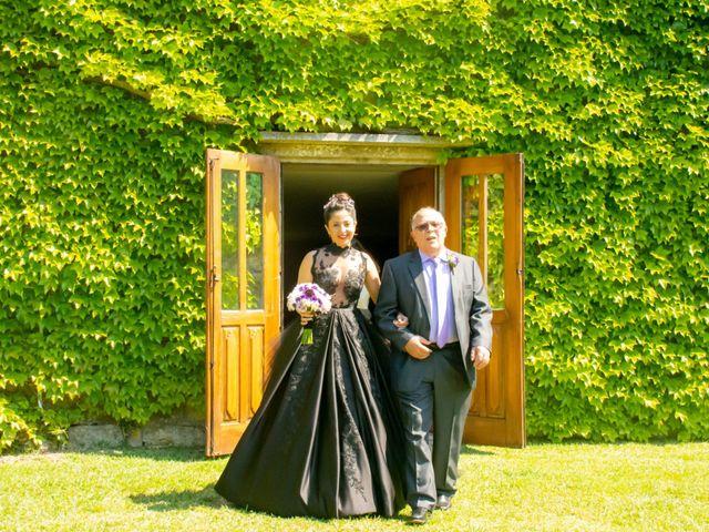 La boda de Gorka y Eva en Nigran, Pontevedra 8