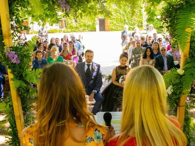 La boda de Gorka y Eva en Nigran, Pontevedra 9