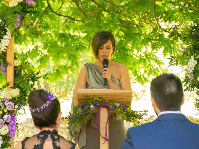 La boda de Gorka y Eva en Nigran, Pontevedra 10