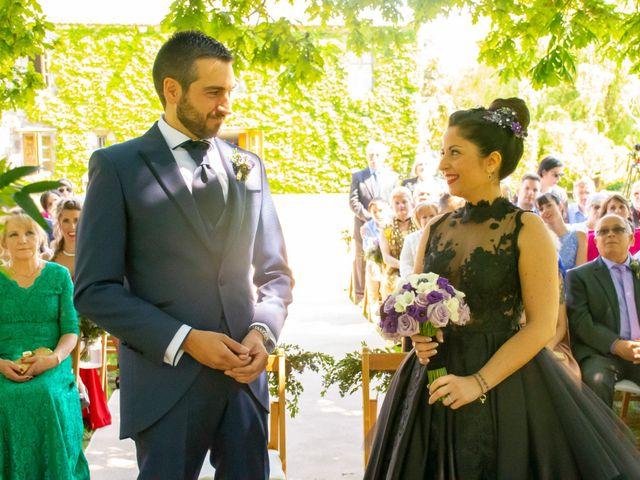 La boda de Gorka y Eva en Nigran, Pontevedra 11