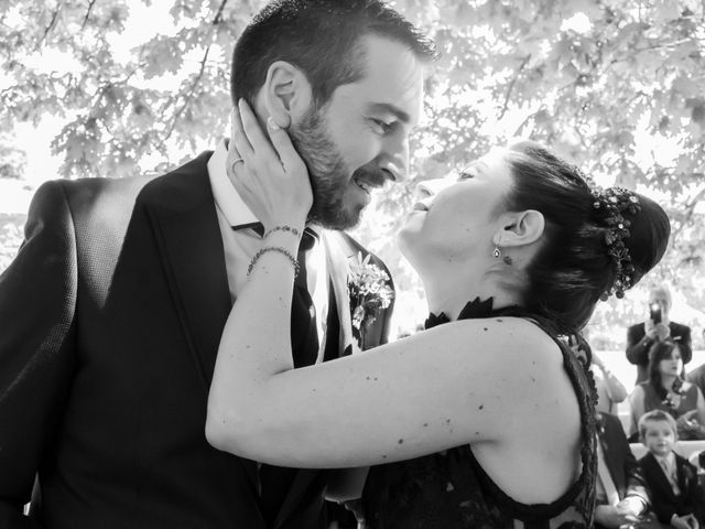 La boda de Gorka y Eva en Nigran, Pontevedra 14