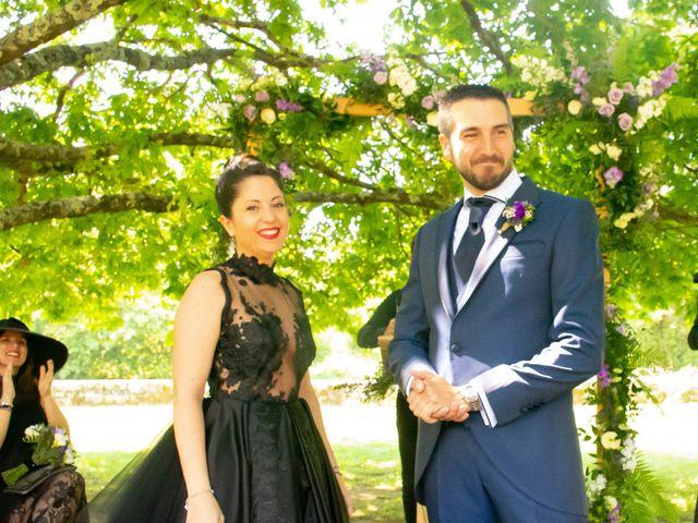 La boda de Gorka y Eva en Nigran, Pontevedra 15