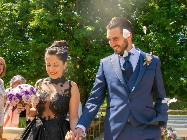 La boda de Gorka y Eva en Nigran, Pontevedra 16