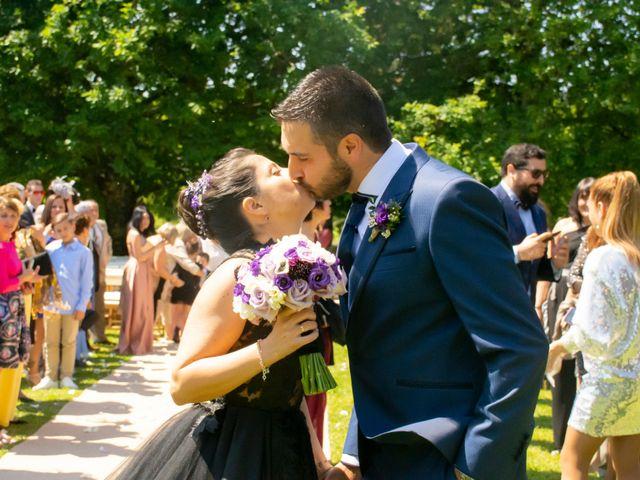 La boda de Gorka y Eva en Nigran, Pontevedra 17