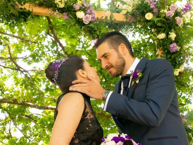 La boda de Gorka y Eva en Nigran, Pontevedra 1