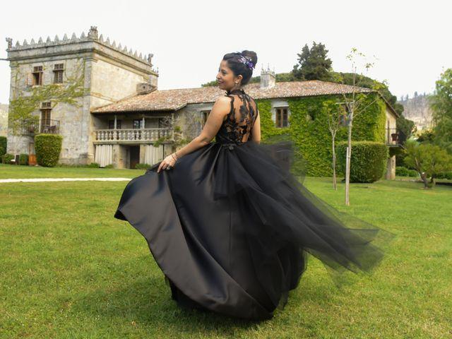 La boda de Gorka y Eva en Nigran, Pontevedra 21