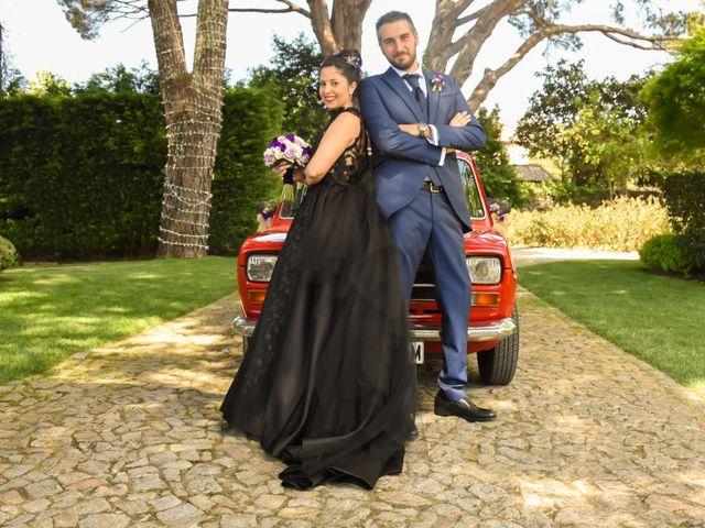 La boda de Eva y Gorka