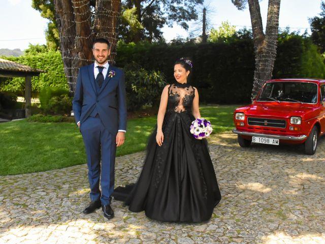 La boda de Gorka y Eva en Nigran, Pontevedra 26