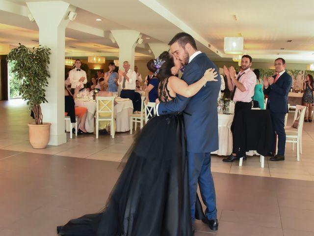 La boda de Gorka y Eva en Nigran, Pontevedra 28