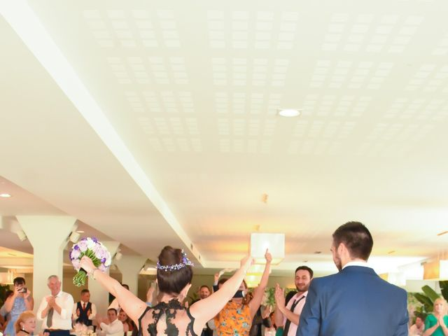 La boda de Gorka y Eva en Nigran, Pontevedra 29