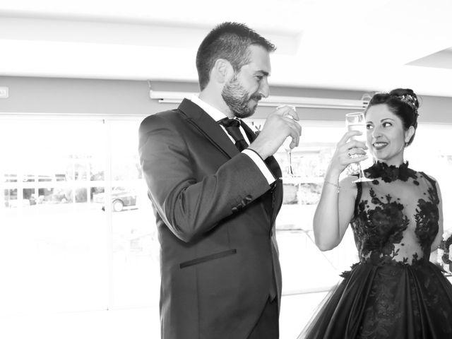 La boda de Gorka y Eva en Nigran, Pontevedra 30