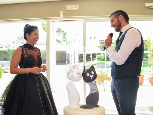 La boda de Gorka y Eva en Nigran, Pontevedra 33
