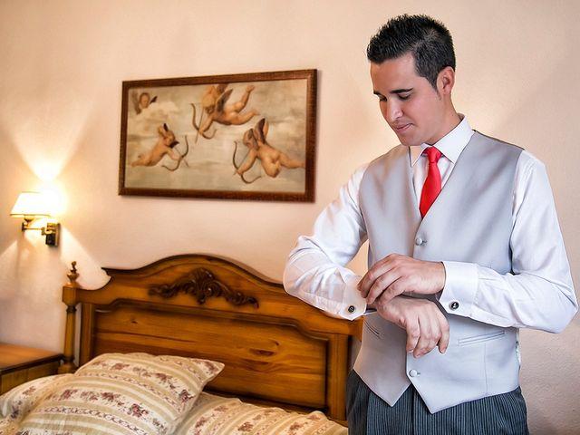 La boda de Jose y Rebeca en Catral, Alicante 1