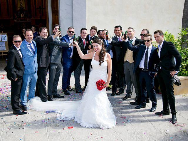 La boda de Jose y Rebeca en Catral, Alicante 6